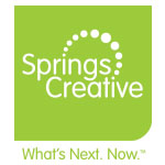 Bandanna Warehouse: Springs Creative logo